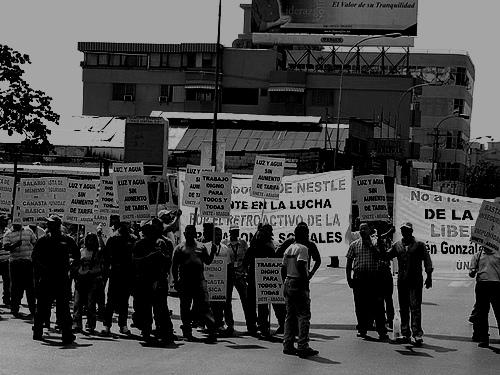 Tendencias de la Conflictividad Social en Venezuela Abril 2011