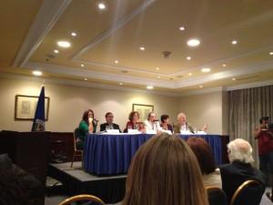 """OVCS en la presentación del libro """"Mediación Internacional en Venezuela"""""""
