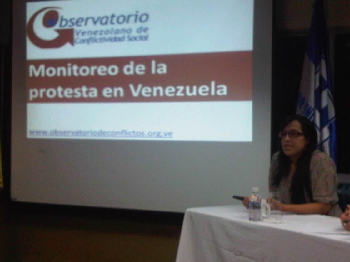 OVCS compartió su experiencia en el Colegio Universitario de Caracas
