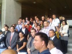 ONG y activistas de DD. HH. introducen ante el TSJ acción de nulidad contra la denuncia del Estado venezolano a la Convención Americana