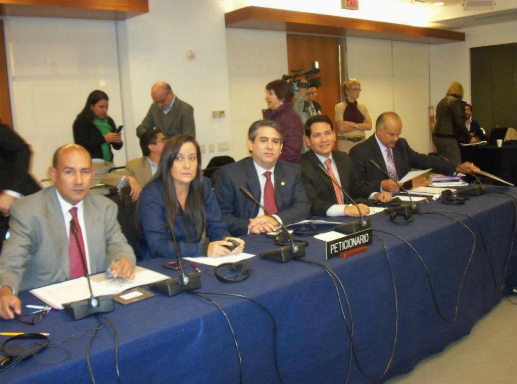 OVCS participa en 146° Período de sesiones ante CIDH