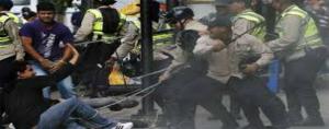 Tendencias de la conflictividad social en Venezuela Abril 2013