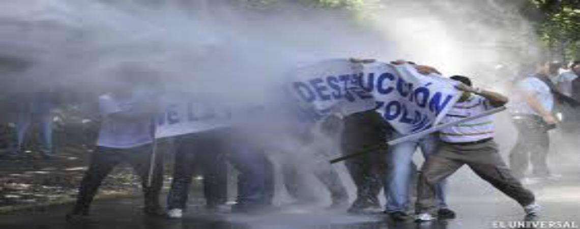Comunicado: OVCS deplora hechos de violencia posteriores al 14A