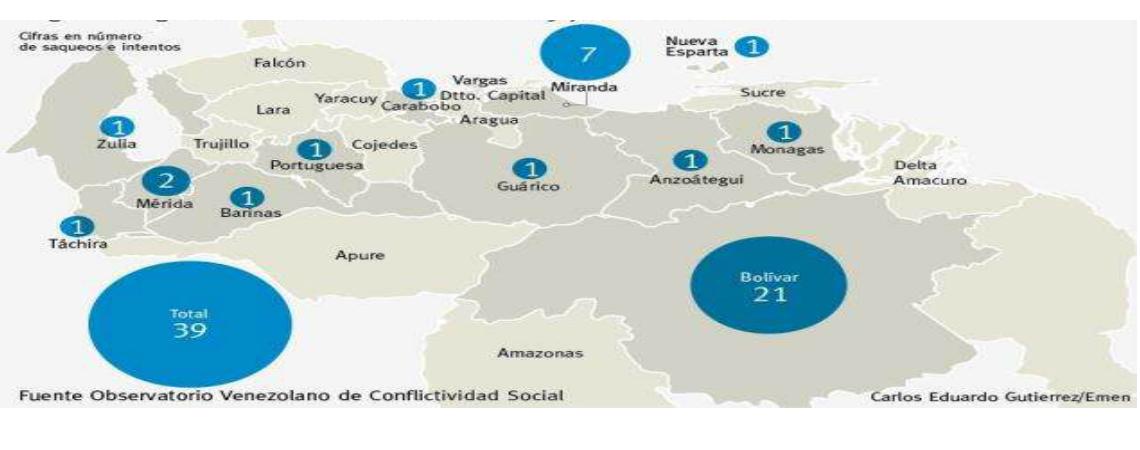 COMUNICADO: OVCS rechaza los saqueos y hechos de violencia ocurridos en el país