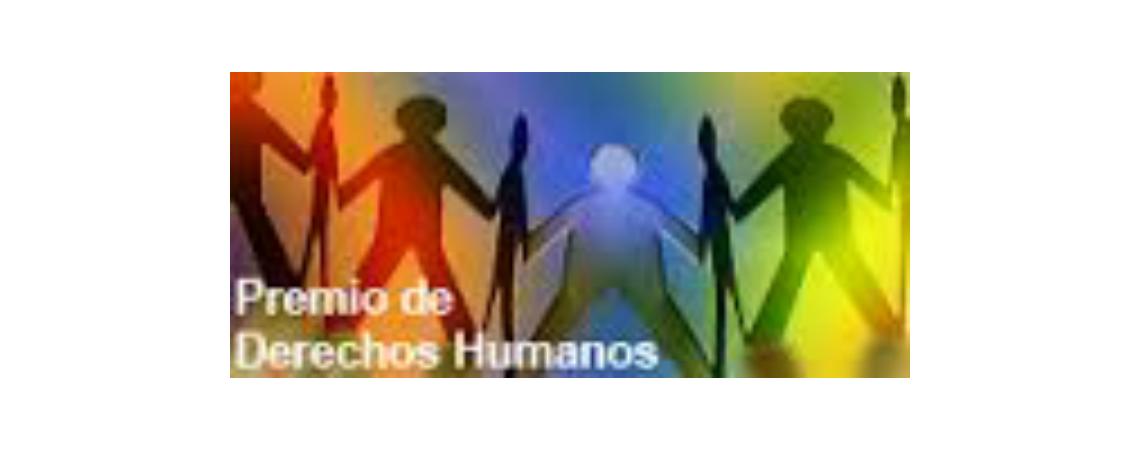 Carlos Nieto Palma recibe Premio de Derechos Humanos de la Embajada de Canadá 2013