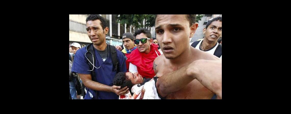 OVCS deplora el asesinato de manifestantes en Venezuela.