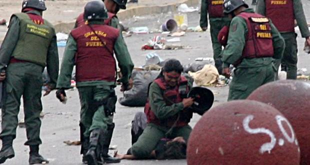 represion venezuela 2