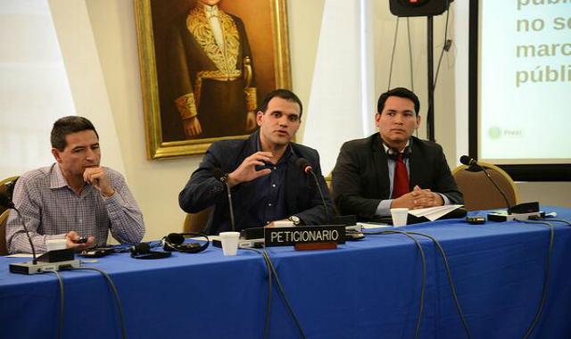 OVCS MArco Antonio Ponce CIDH 2014