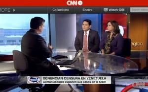 Entrevista a Marco Antonio Ponce (OVCS) en CNN