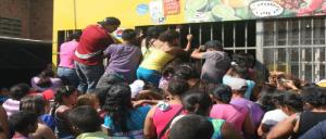 Conflictividad social en Venezuela en enero de 2015