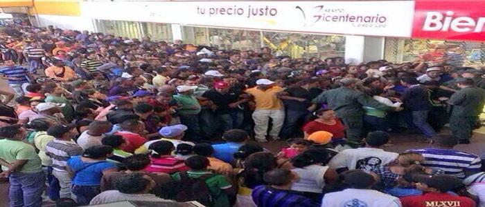 Conflictividad social en Venezuela en 2015