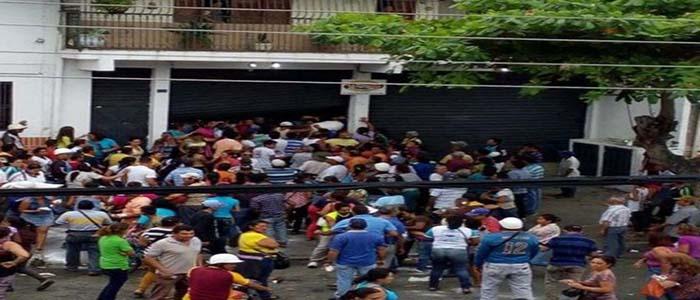 Conflictividad social en Venezuela en febrero de 2016