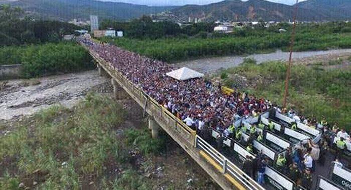 Conflictividad social en Venezuela en julio de 2016