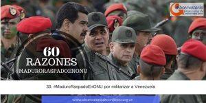 Venezuela evaluada en el Examen Periódico Universal EPU