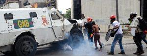 Venezuela: 1.791 protestas y 94 fallecidos desde el 1 de abril 2017