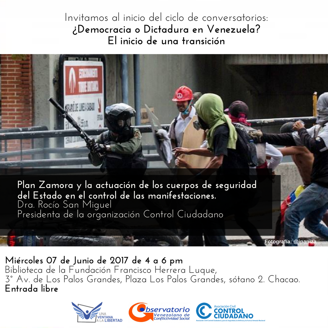 ¿Democracia o Dictadura en Venezuela?