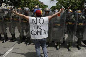 Conflictividad social en Venezuela  2016