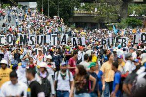 Venezuela:  4.182 Protestas y 124 fallecidos desde el 1 de abril 2017