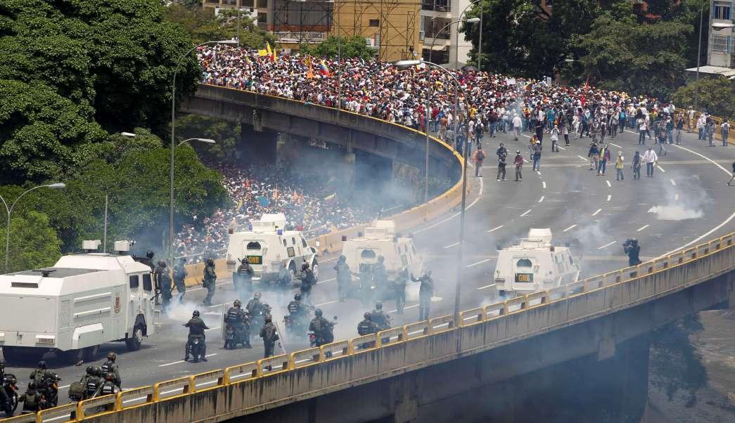 Venezuela: 6.729 protestas y 163 fallecidos desde el 1 de abril de 2017
