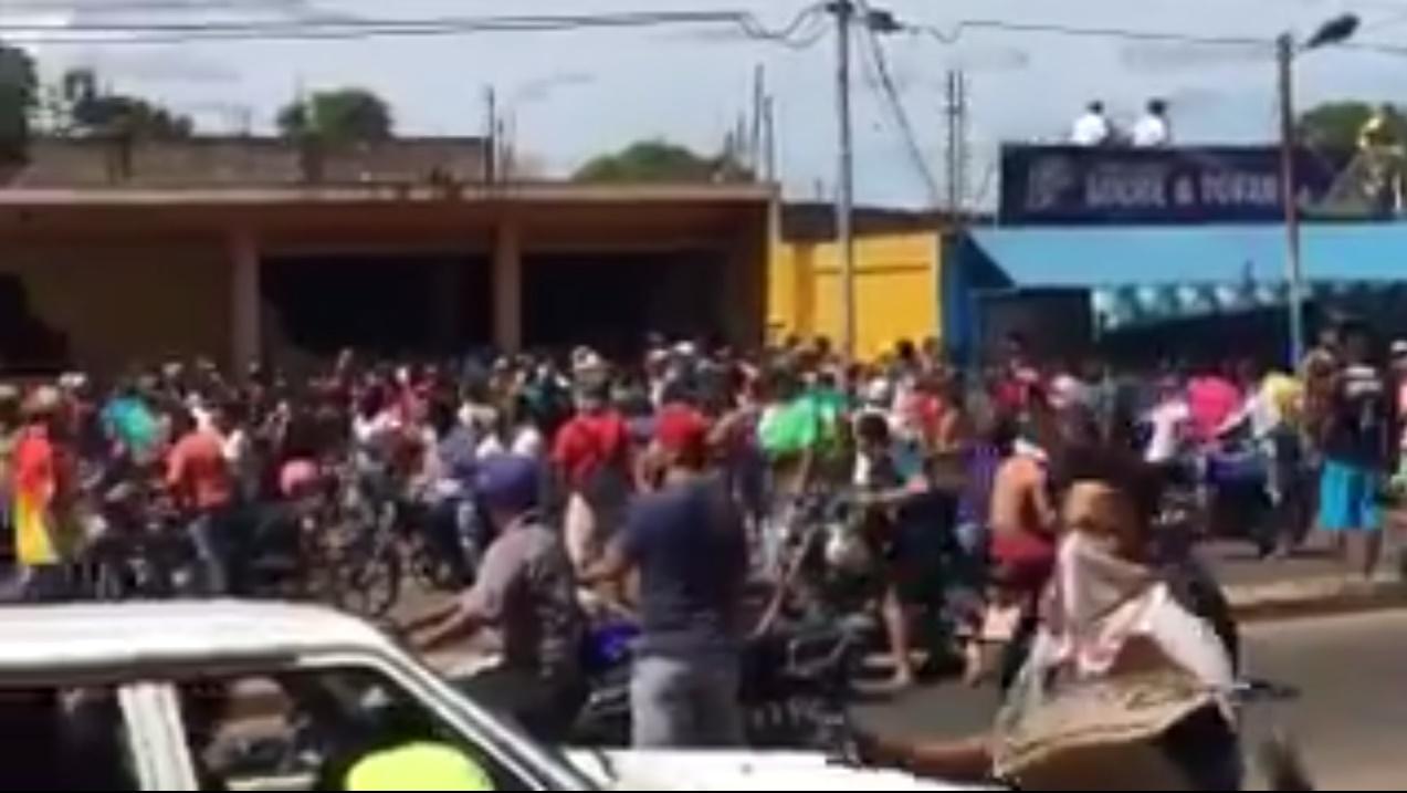 Conflictividad en Venezuela en los primeros días de 2018
