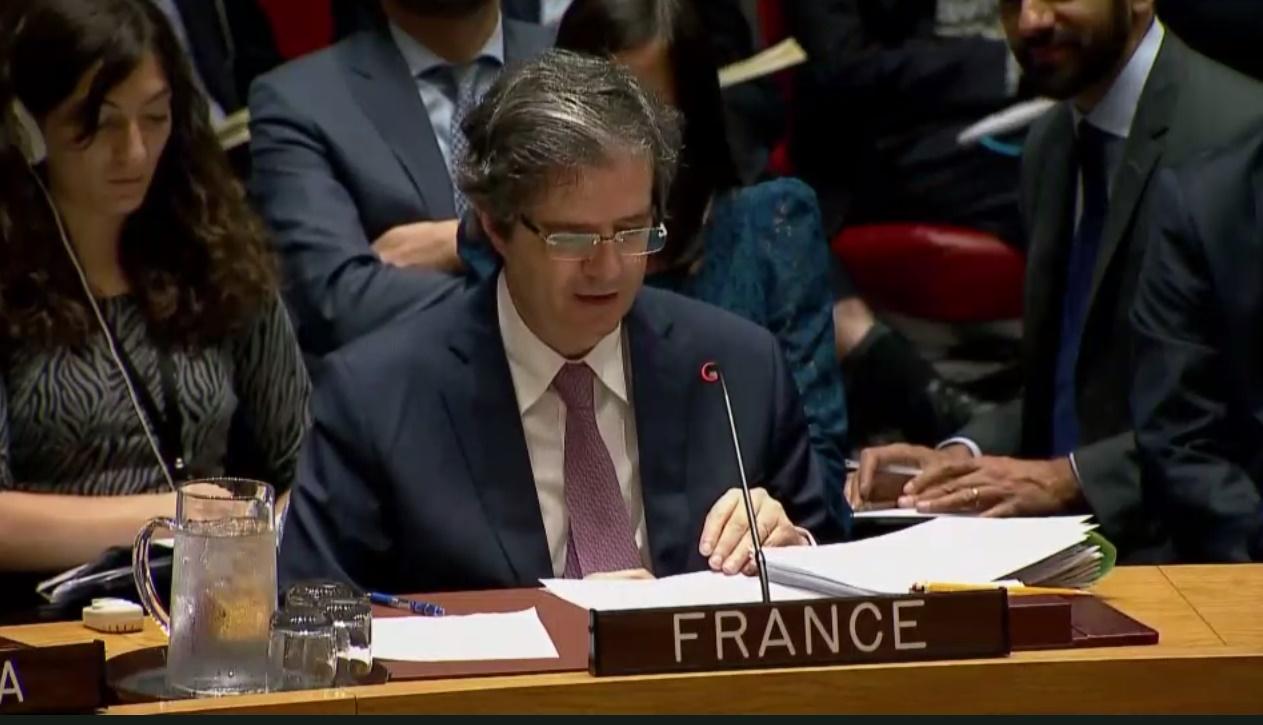 #AHORA Transmisión en vivo de la reunión de emergencia del Consejo de Seguridad ONU sobre la situación en Siria