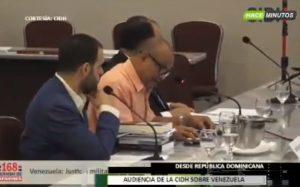 Transmisión en Vivo | Audiencias de la CIDH sobre Venezuela. 168 período de sesiones