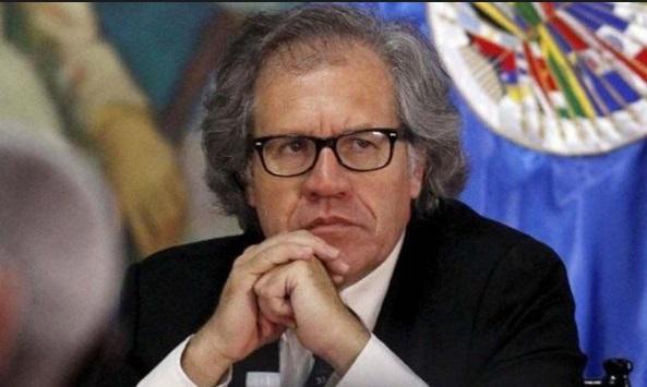 Secretario General de la OEA lleva caso Venezuela ante la Corte Penal Internacional