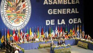 OEA aprueba resolución sobre Venezuela y prepara su suspensión del organismo
