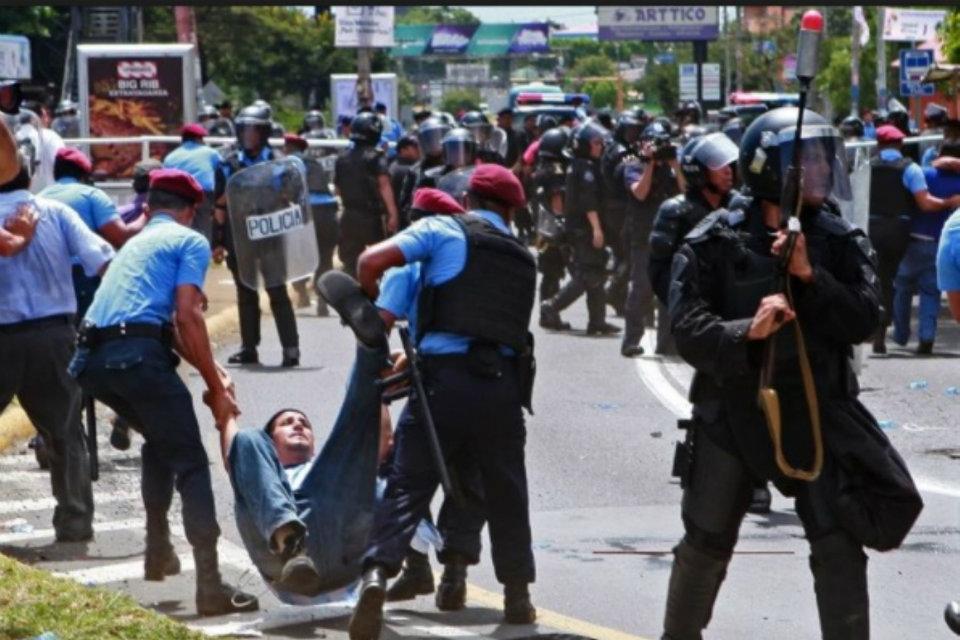 CIDH denuncia el deterioro, profundización y diversificación de la represión en Nicaragua y expresa preocupación por la situación de los niños, niñas y adolescentes en el país
