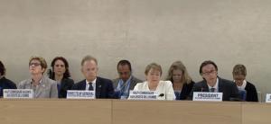 Transmisión EN VIVO | 39° Sesión del Consejo de Derechos Humanos ONU.