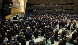 Transmisión en VIVO debate de la Asamblea General ONU