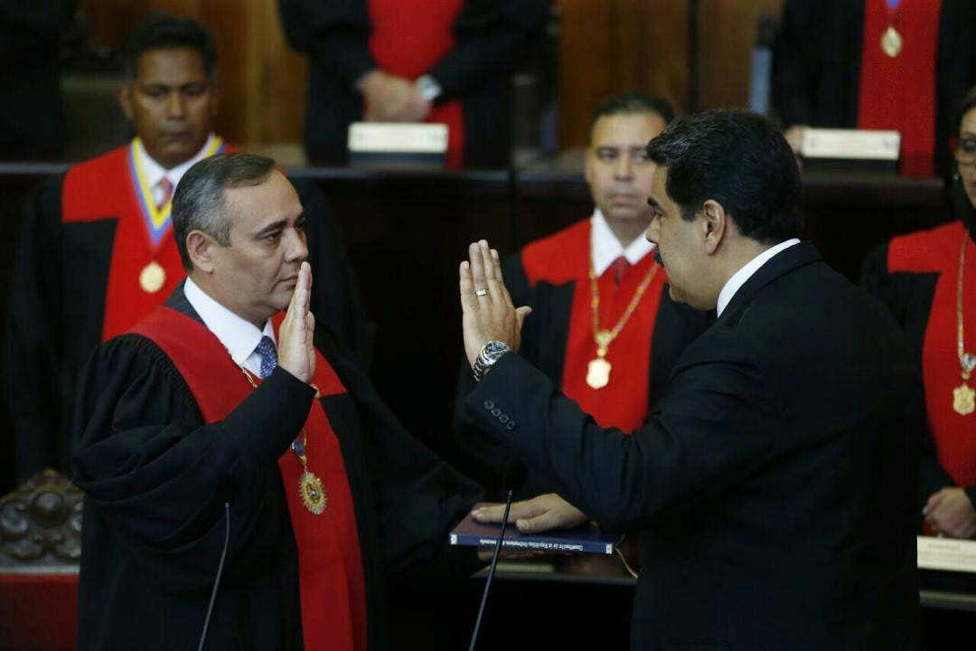 OVCS declara usurpación de cargo de la Presidencia y exige restablecimiento del orden constitucional