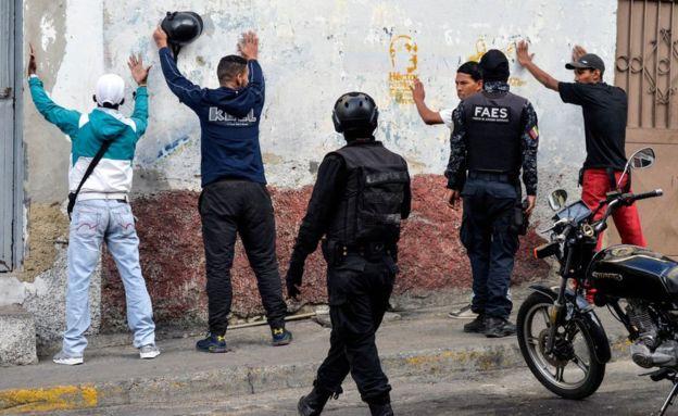 CIDH alarmada ante detenciones de civiles en las protestas en Venezuela