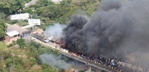 295 heridos y 3 muertos deja represión del régimen de Nicolás Maduro en  Venezuela