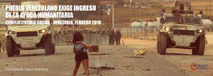 1.600 protestas marcaron la conflictividad en Venezuela durante febrero de 2019