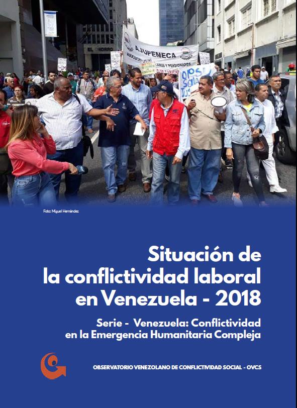 Informe situación de la conflictividad laboral 2018