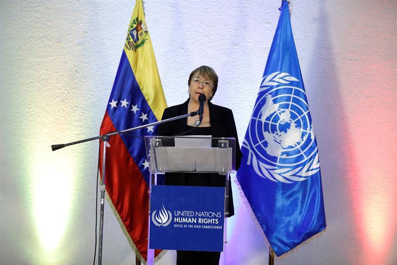 Discurso completo de Alta Comisionada de las Naciones Unidas para los DDHH