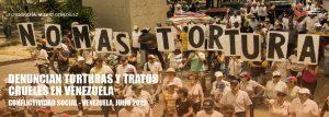 Conflictividad Social en Venezuela en julio de 2019