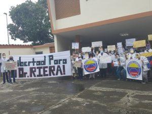 Venezolanos sin protección