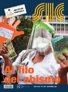 Situación de las protestas en Venezuela durante los primeros 9 meses de 2020. Revista SIC-829