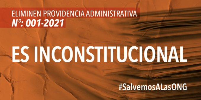 663 organizaciones rechazan registro por terrorismo y otros delitos en Venezuela