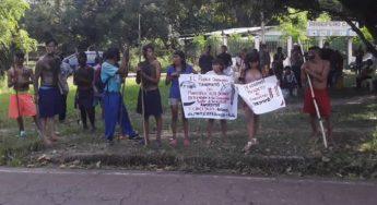 Indígenas Yanomami del municipio Alto Orinoco #Amazonas rechazan acciones del PSUV